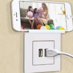 Günsan Eqona USB Şarj Prizi