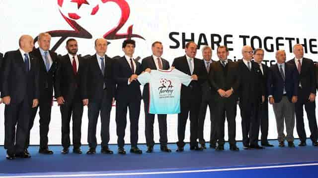 EURO 2024 adaylık dosyamız açıklandı