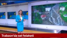 Sel felaketi sonrası Trabzon'da riskli bina denetimi